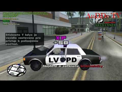 GTA San Andreas Multy Player WTLS 7000 Zdarma