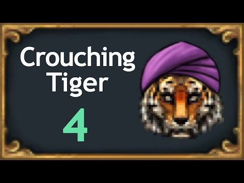 Crouching Tiger [4] Himalaya Jambalaya - EU4 Bengal Tiger Silk Road Sun Never Sets