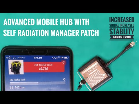 New Advanced Mobile Hub For Signal Booster Antenna|| Make Signal Reception Better
