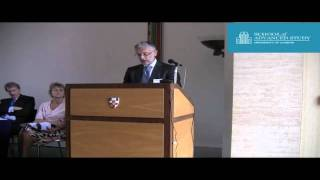 The Future of Modern Languages Conference: Dr Philippe Brunet (European Commission)