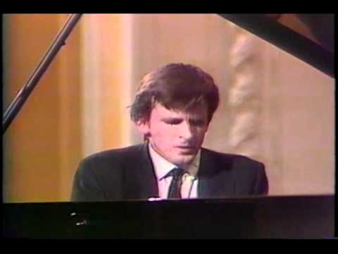 Barry Douglas on Tchaikovsky competition 1986