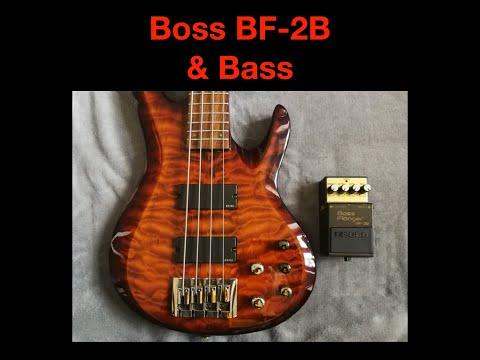 Boss BF-2B & Bass
