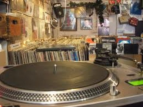 FACT TV went record shopping with Jamie Lidell, at Eldica Vinyls & Records