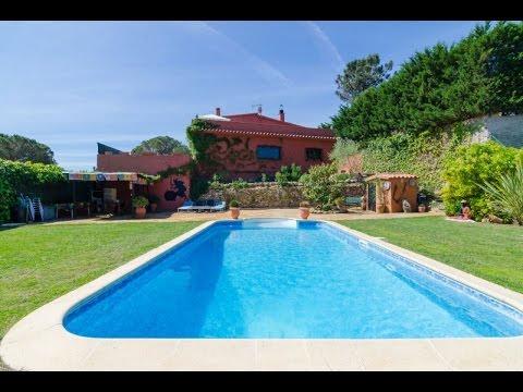 Location Villa Lloret de Mar Costa Brava Maison Espagne Can Triskel