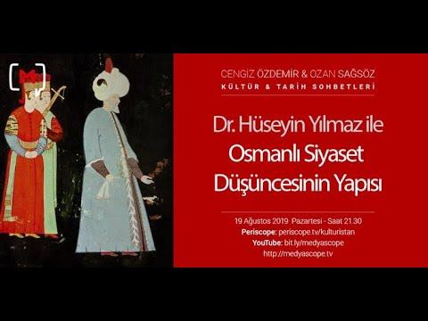 Dr. Hüseyin Yılmaz Ile Osmanlı Siyaset Düşüncesinin Yapısı KTS #141