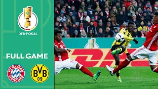 Ousmane Dembele decides German classic | FC Bayern vs. Dortmund 2-3 | DFB-Pokal Semi Final 2017