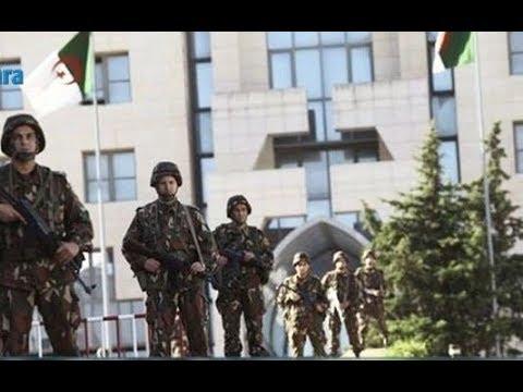 قناة الغد:الجزائر تحبط مخطط إرهابي لاستهداف المتظاهرين بعبوات ناسفة