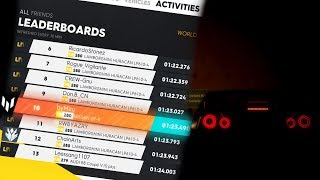 Top 10 The Accident GTR R35   1:23:490   The Crew 2 [WR] Fastest Nissan GTR