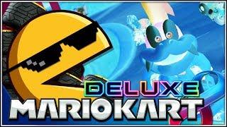 Del revés!!! | Mario Kart 8 Deluxe (Switch) con @Dsimphony