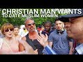 CHRISTIAN MAN WANTS TO DATE MUSLIM WOMEN...MANSOUR & COUPLES....SPEAKERS CORNER