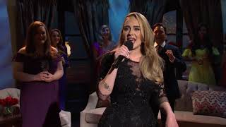 Adele Singing On SNL 2020 (Someone like you, When we were young, Hello, Rolling In The Deep)