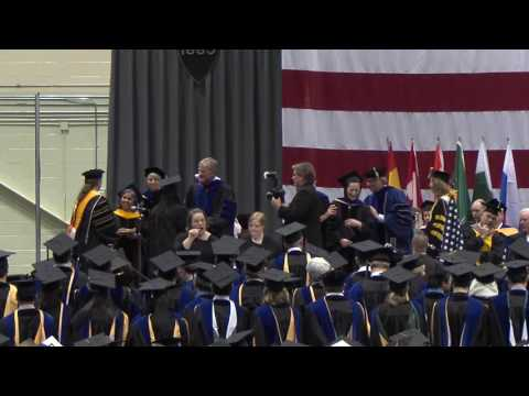 Commencement - Spring 2015 - Graduate Degrees