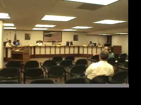 Forest Park, Il Village Council Meeting July 23, 2012