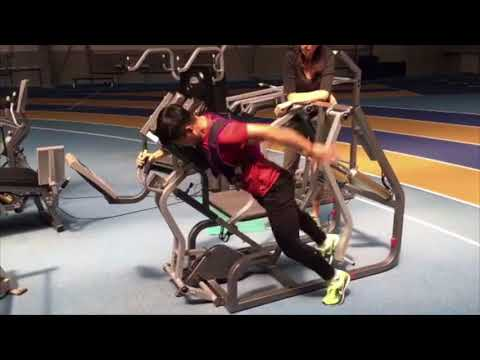 Speed/Power Physical Preparation Possibilities