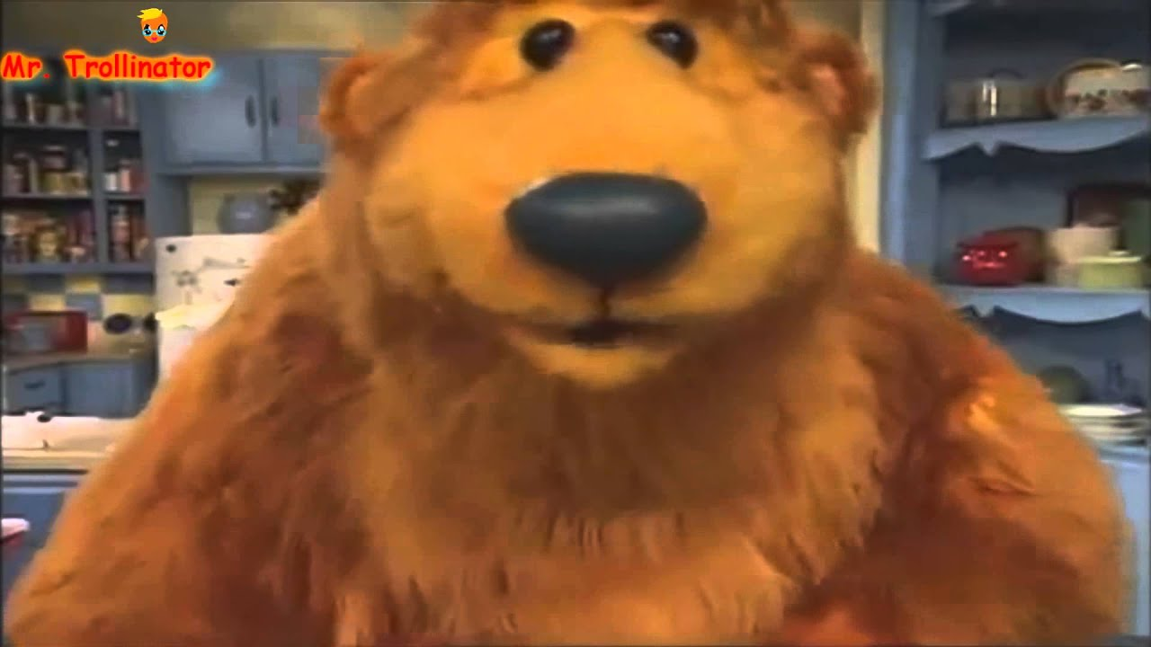 ytp flammable care bear in the massive sky blue trash house