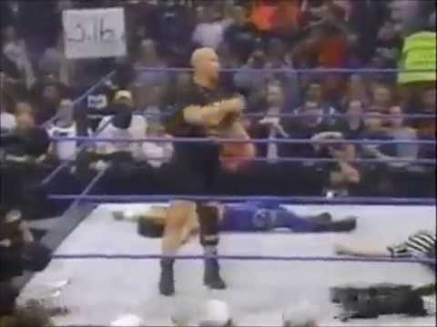 Smackdown Al Snow vs X Pac WWF European Title