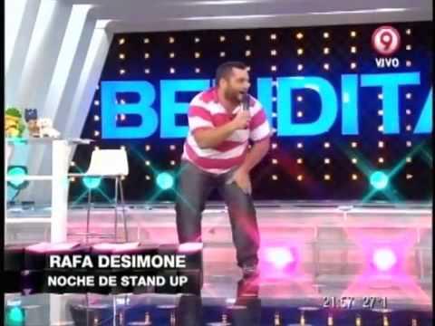 Bendita -   Rafa de Simone Stand Up
