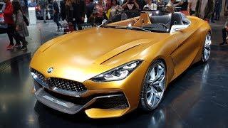 2018 BMW Z4 Cabrio Concept | -[BMW.view]-