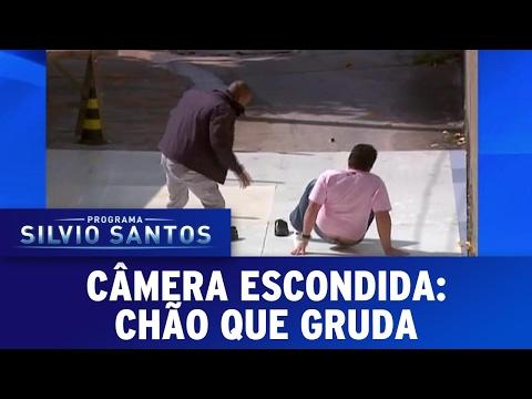 chão-que-gruda-|-câmeras-escondidas-(19/02/17)