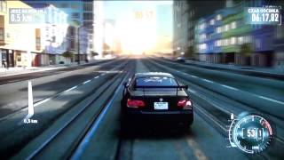 15 min z Need for Speed The Run - PS3 Gameplay by maxim