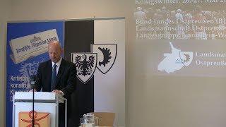 Es bewegt sich etwas – Hans Heckel zur politischen Lage in Deutschland 2018