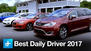 Digital Trends Best Daily Driver Car 2017 - Chrysler Pacifica