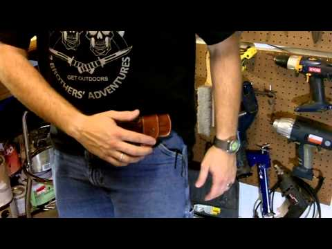Bond Arms Texas Defender Holster Options