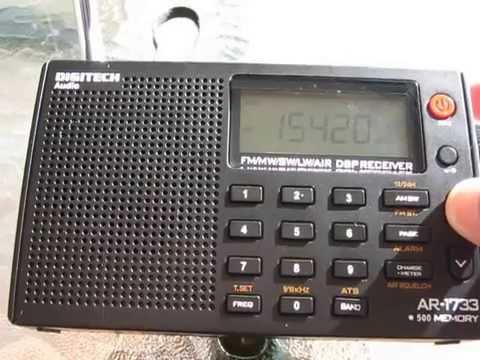Digitech Ar1945 World Band Radio