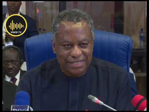 ECOWAS Decision On Single Currency,Free Trade, Insecurity,investment- HE Jeoffrey