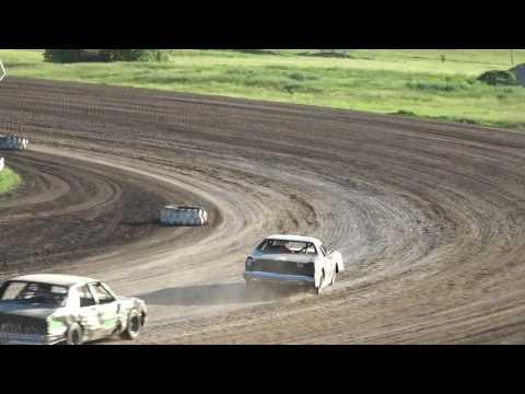 Sheyenne River Speedway Hobby Stock 2016