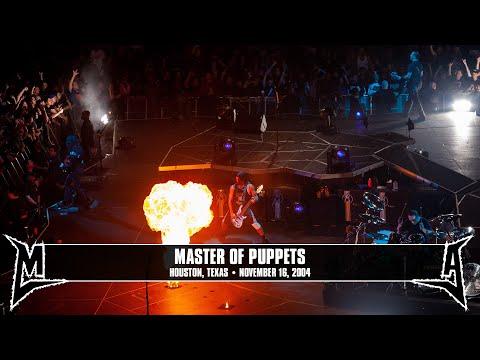 Metallica: Master of Puppets (MetOnTour - Houston, TX - 2004) Thumbnail image