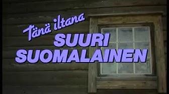 Velipuolikuu - Suuri Suomalainen
