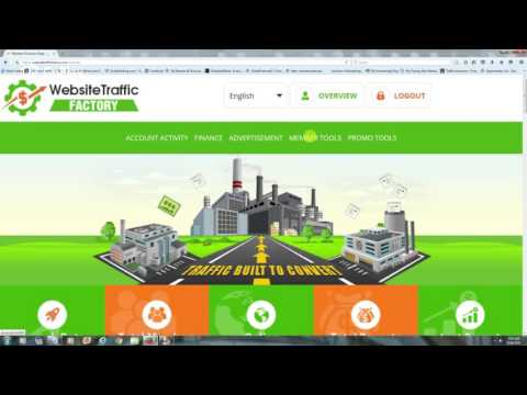Website Traffic Factory Review – WTF Rev Share – Website Traffic Factory Rev Share