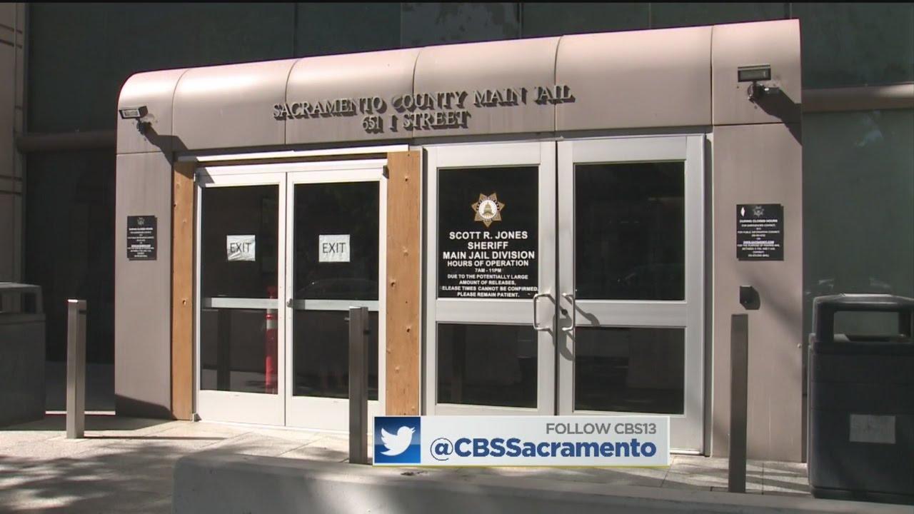 City Councilman: Sacramento County Jail 'Dumping' Inmates In Downtown