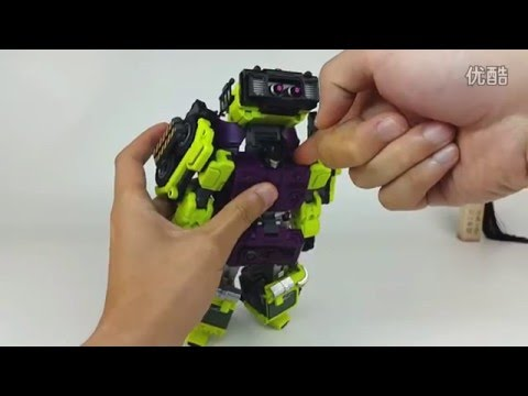 [Review] Mixmaster Devastator Transformers Generation-Toy Generation Toy