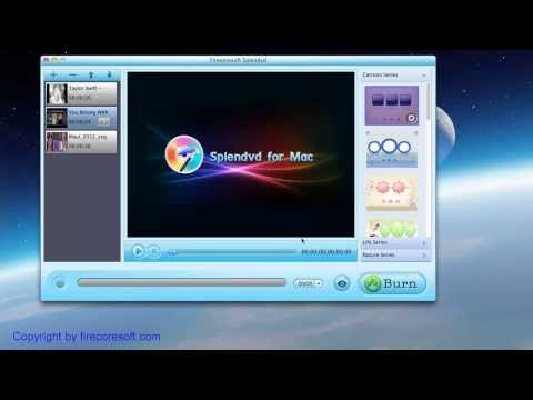 How To Burn QuickTime MOV File To DVD