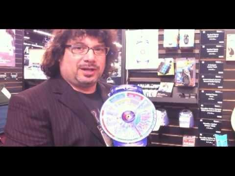Alfred Music Publishing CEO: We Love the Guitar Wheel - Winter NAMM 2012