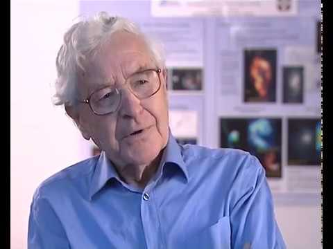 Antony Hewish - How radio astronomy has changed (18/36)