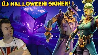 COME to the NEW Halloween skins! + NEW TRAP! | Fortnite