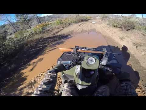 Gopro ATV Hunting 2016