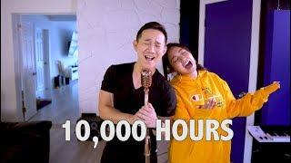 Gambar cover 10,000 Hours - Dan + Shay, Justin Bieber (Jason Chen x Kimberley Chen)