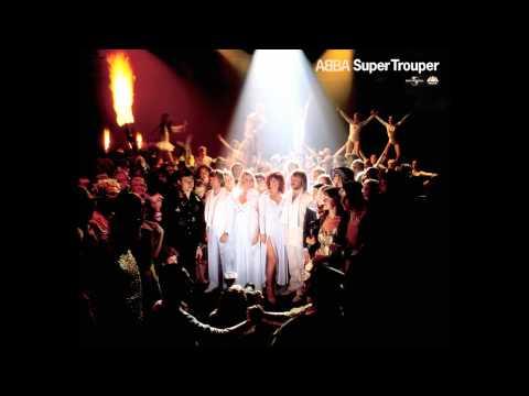 ABBA - Super Trouper (Instrumental Version)