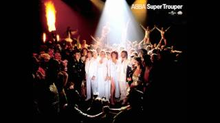 ABBA - Super Trouper (Instrumental Version)