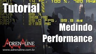 Download Como ver a performance de seus componentes na tela em tempo real no PC Mp3 and Videos