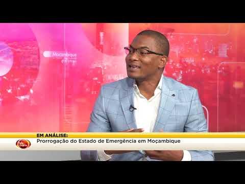 Prorrogação do Estado de Emergência em Moçambique