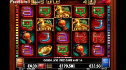 Duck Of Luck Slot BONUS GAME