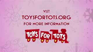 Toys For Tots Toy Drop Off Psa 2019