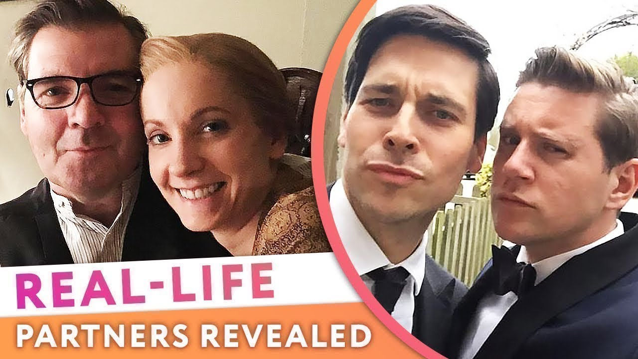 Download Downton Abbey Downstairs: The Real-life Partners Revealed | ⭐OSSA