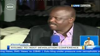 ISAAC RUTO: The government is not putting enough resources on devolution