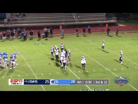Ellender vs. South Lafourche (High School Football)